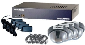 Home Surveillance Kit