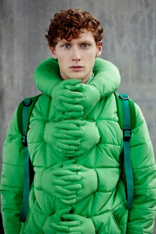 The Hug Me Jacket (Image via This Is Paper)