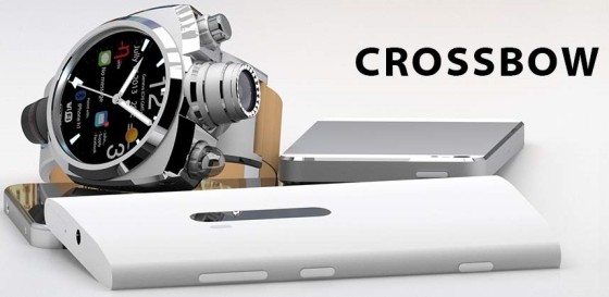 The Crossbow and some smartphones