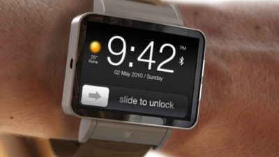 iWatch concept by Italian design studio ADR