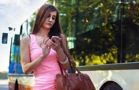 Smart phone In Use: Source: IDigitalTimes