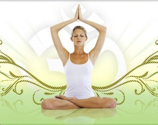 Yoga as therapy for mental illness?: image via yogatrends.org