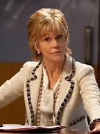 Jane Fonda as Leona Lansing