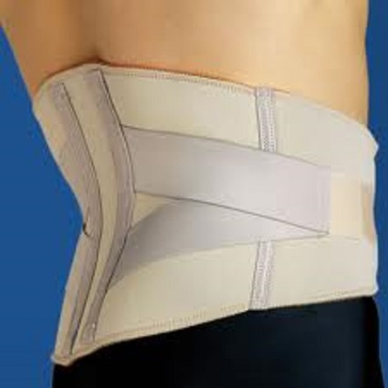 Comfort Compression Lumbar Wrap