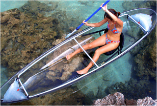 Clear Canoeing