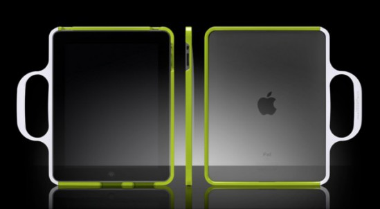 ColorWare Grip for iPad™ Design Studio: © ColorWare