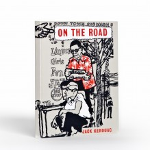 On The Road eBook Jacket