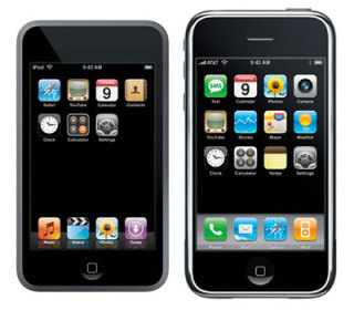 ipod touch/iphone