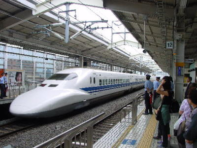 N700 Shinkansen Bullet Train