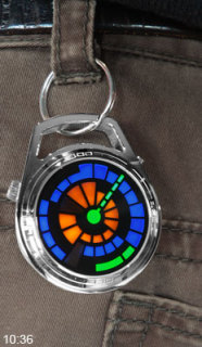 Kisai Round Trip: Pocket Watch on the Go