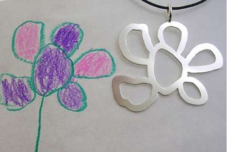 Jewelry Made By Children