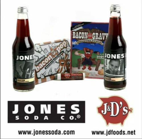 Jones Soda Christmas Gift Carton