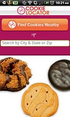Kellogg Girl Scout Cookie Locator