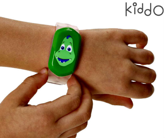 Kiddo Keeps Track of Your Kids' Health: Wellness tracker for kids 3-10 (image via Facebook)