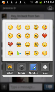 Kik - Smiley Faces