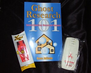 Ghost Hunter Starting Kit