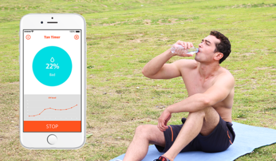 SFIT Measures Hydration Levels