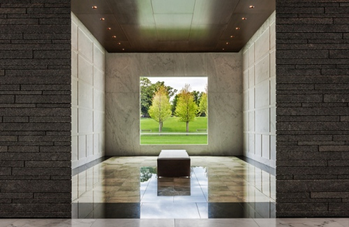 40th Annual Interior Design Competition Winner - Lakewood Cemetery Garden Mausoleum