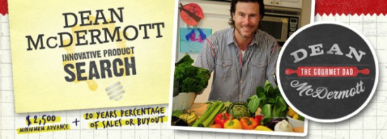 Dean McDermott Search For Innovations for Dad Chefs