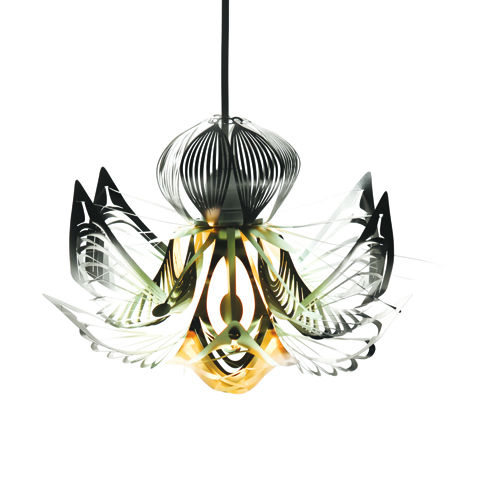 Future Flora, Laure, designed by Tord Boontje, 2009: image via Mossonline.com