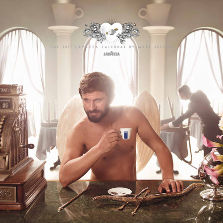Lavazza Calendar 2011: © Lavazza, Photographer: Mark Seliger