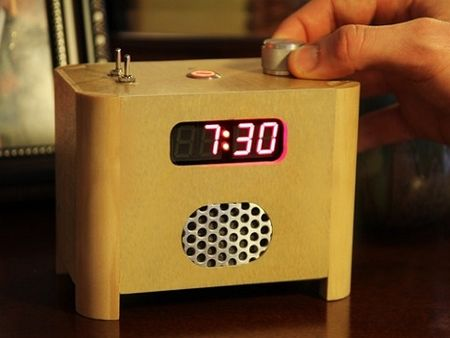 The Ramos Alarm Clock: image via tomsguide.com