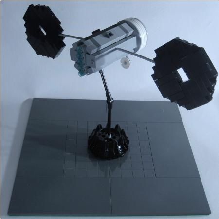 LEGO Asteroid Initiative