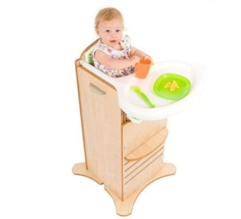 Funpod Highchair Is The Perfect Kitchen Accessory For The