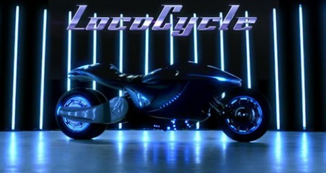 Microsoft Game Studios and Twisted Pixel will release Lococycle on Xbox Live Arcade in 2013.