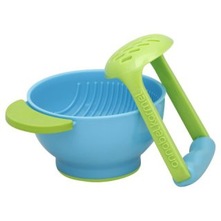 baby food masher: Freshfoods Mash &amp;amp; Serve Bowl