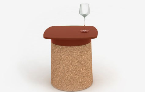 Degree Table by Patrick Norguet for: Kristalia