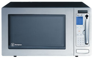Microwave w/Scanner