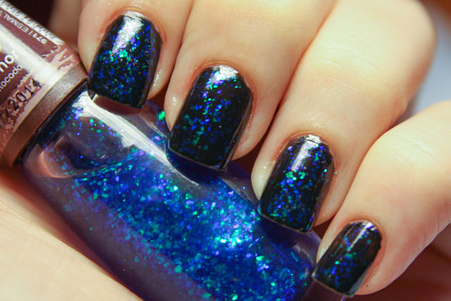 Undercover Colors: A clear topcoat that goes over any nail