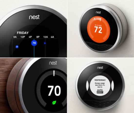 The Nest Thermostat Functions