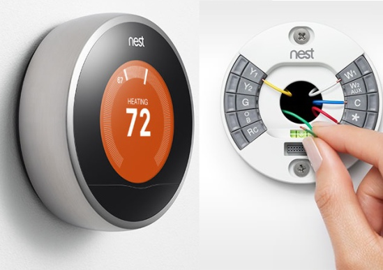 Teach Your Old House Some New Tricks   The Nest Learning Thermostat