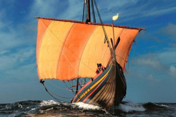 Viking Ship (Image via Culture Nordic)
