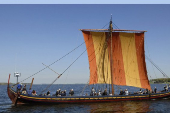Viking Longship (Image via Culture Nordic)