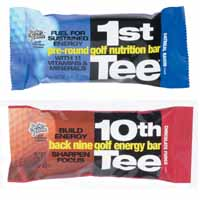 Golf Nutrition Bars