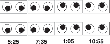 Eye Clock, designed by Mike Mak