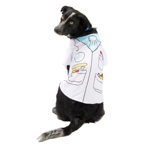 Grrreat Choice Dog Doctor Costume