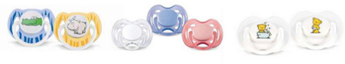 Philips AVENT Animal &amp;amp; Classic Teethers:  Royal Philips Electronics
