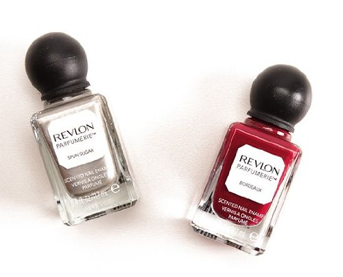 With Revlon Parfumerie Your Nails Will Look And Smell Pretty