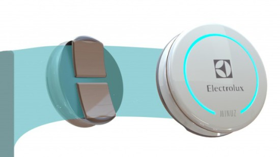 Petollar collar with sensor: Electrolux Design Lab 2014 semi-finalist