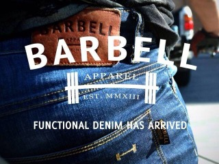 Barbell Denim