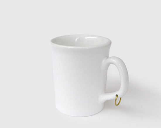 Piercing (mug):  Atypyk