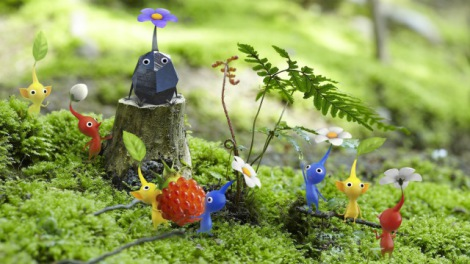 Rock Pikmin will be introduced in Nintendo's Pikmin 3 for the Wii U.