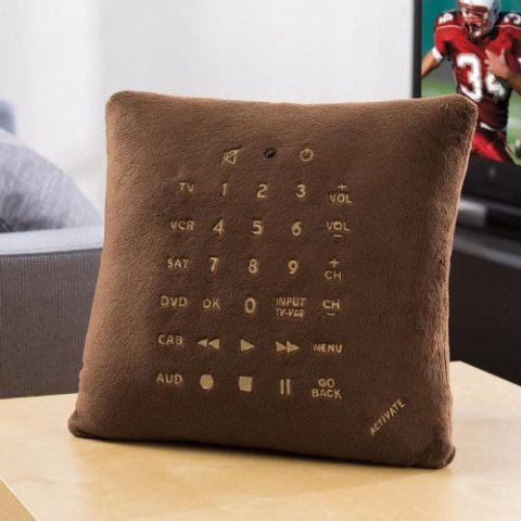 Pillow Universal TV Remote Control