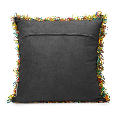 Rubber Band Pillow Back