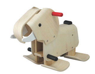 PlanToys Walking Elephant