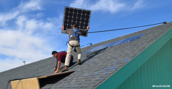 Solar Panels Soon To Become Radically More Affordable